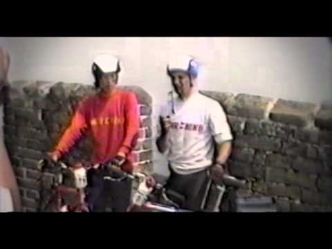 Kevin Foster - Great Wall Film Footage - 1990