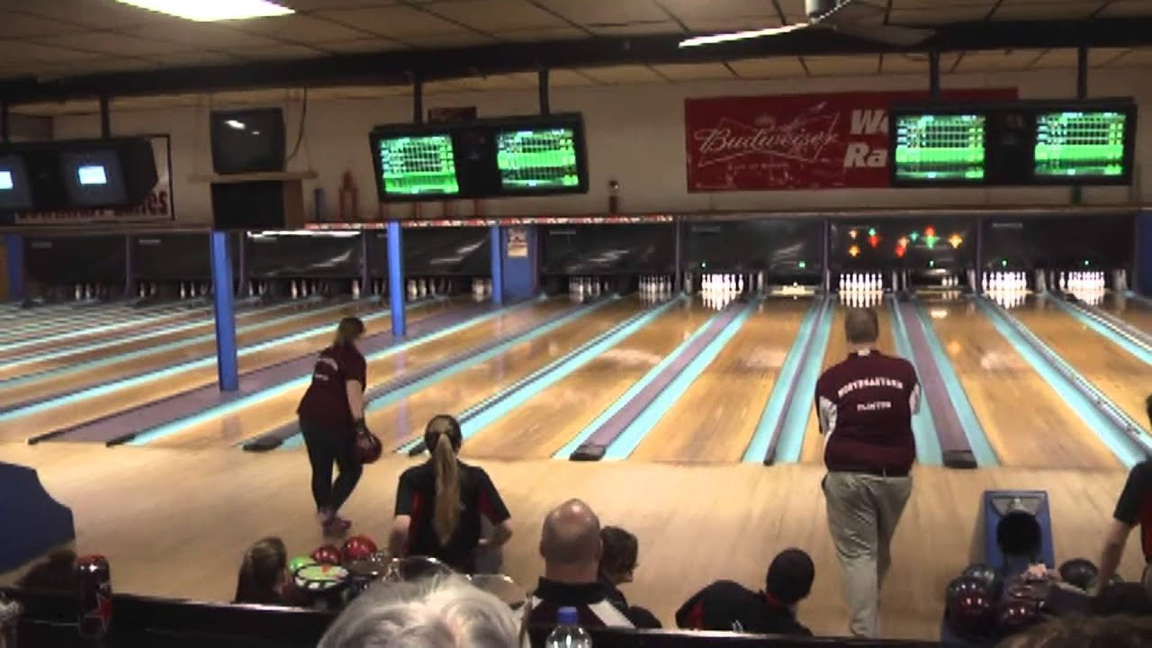 NCCS - Beekmantown Girls Bowling  1-20-16