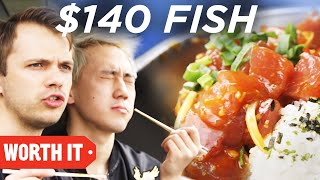 $9 Fish Vs. $140 Fish thumbnail