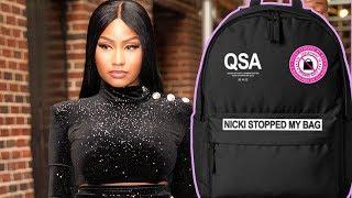 Nicki Minaj MOCKS Cardi B With New MERCH!