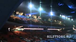 Олимпийский схема зала, сектор А2, обзор зала