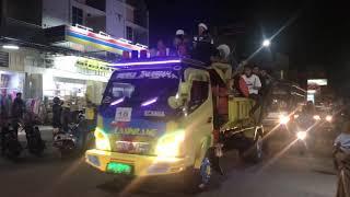 Patrol Ramaikan Malam Takbiran 1440 Hijriah Di Pinrang