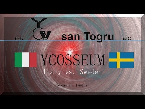 (Closed) YCosseum - Italy vs. Sweden - Round 2, Duel 7 - Eurovision Battles