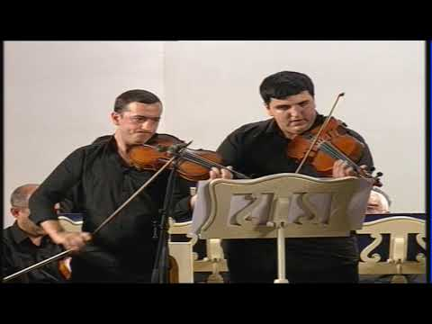 Azer Rzayev double concerto. Violin - Samir Asadov, Viola - Sebuhi Akhundov
