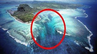 海の不思議な異常現象
