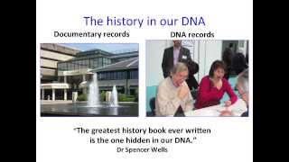 DNA for Beginners - the three tests (Debbie Kennett)