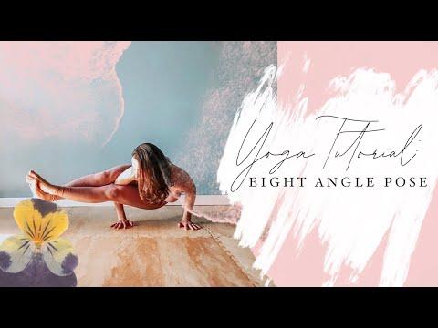 Yoga Tutorial: Eight Angle Pose