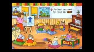 Arthur's Reading Race for the PC