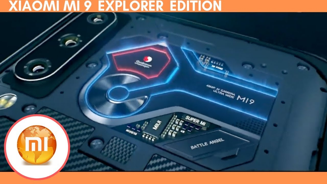 Xiaomi Mi 9 Explorer Edition Trailer