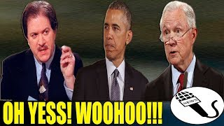 CONFIRMED!! Sessions FLIPS, Obama DOESN'T WANT THIS OUT! ALL PROOF GOT OUT To PUT THEM ON THE MOVE!!