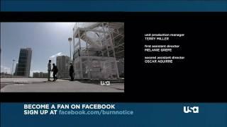 Burn Notice Season 4 Teaser Trailer