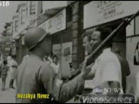 "1966 SPECIAL REPORT:  ""CLEVELAND RIOTS"""