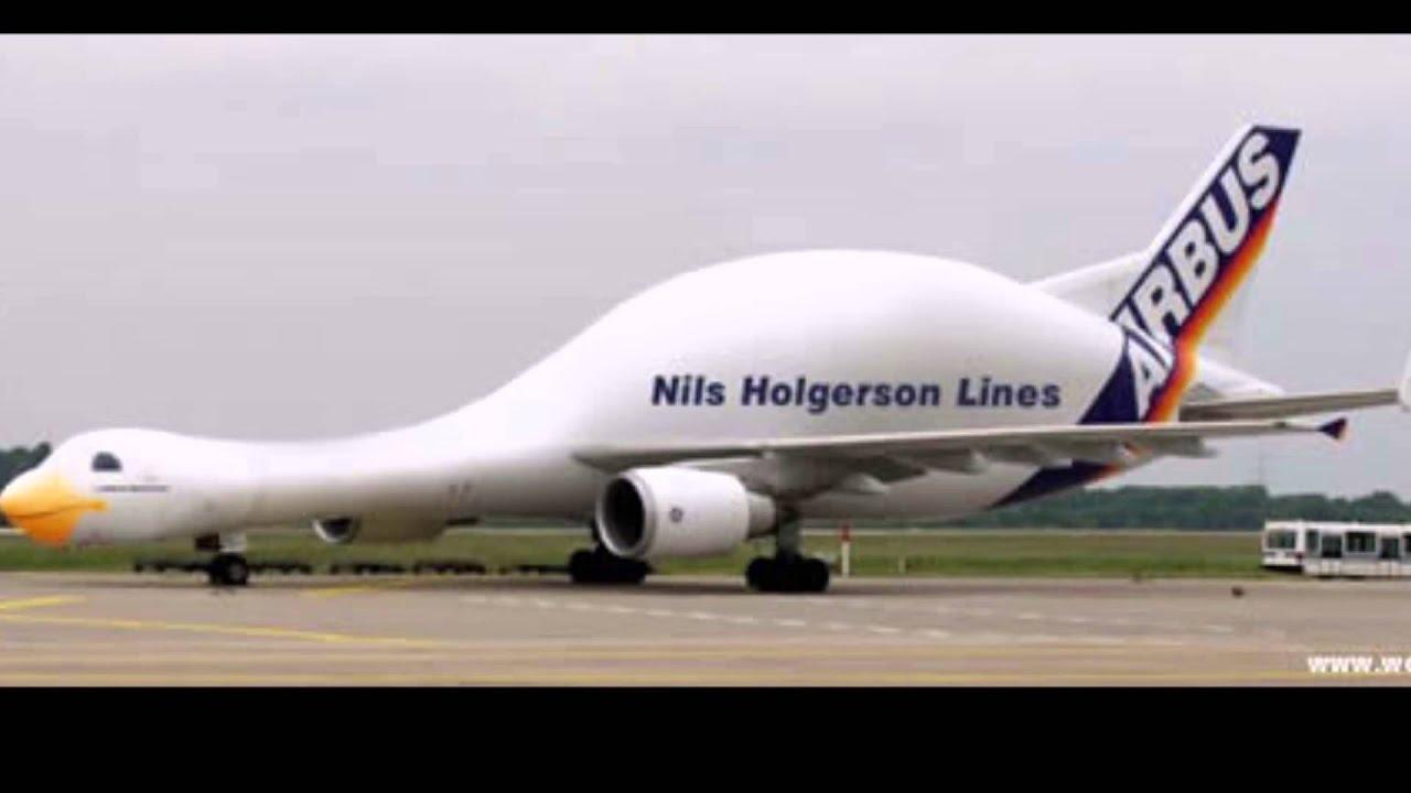 Os Avioes Mais Estranhos Do Mundo