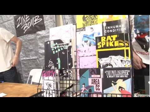 Zines: The Power of DIY Print (short documentary)