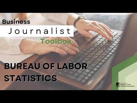 Try This! Working with Bureau of Labor Statistics Databases