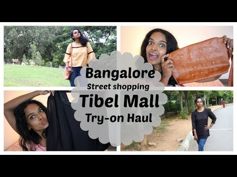 Rs. 1000 challenge: BANGALORE TIBET MALL