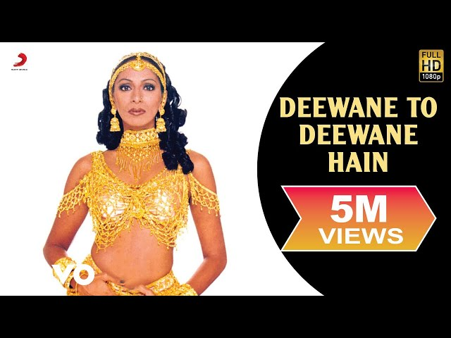 Shweta Shetty - Deewane To Deewane Hain Video