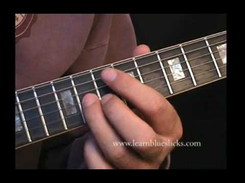 Blues Lesson - Attacking the Blue Note