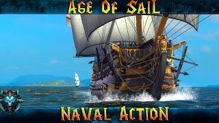 Naval Аction 'Век Парусников' Обзор Игры