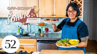 How to Make Crispy Chicken Wings with Sticky Sauce  Off-Script with Sohla