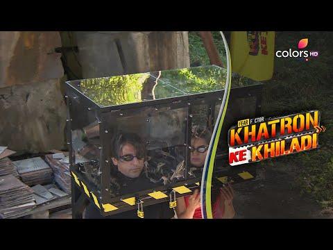 Khatron Ke Khiladi S10 | Reptiles Cannot Stop Tejaswi From Opening The Locks!
