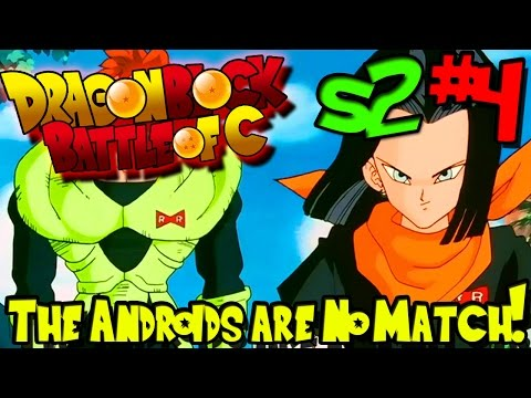 THE ANDROIDS ARE NO MATCH! | Dragon Block C Battle of C S2 (Minecraft DBC Server) - Episode 4