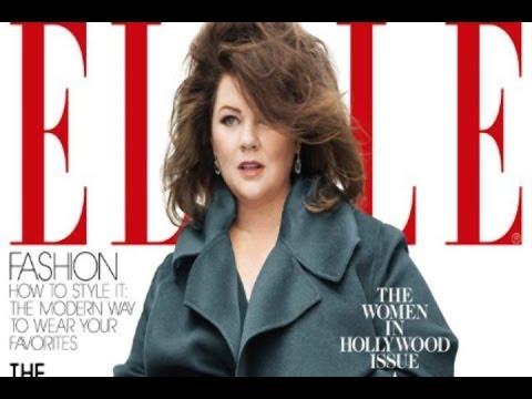 La portada de Melissa McCarthy causa polémica