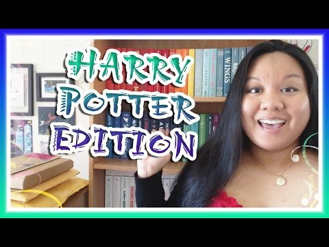 Book Haul Unboxing #95: Harry Potter Edition (May 2015)