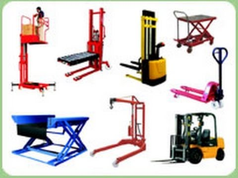 Material Handling Equipments Manfuacturer, Material Handling Equipment Supplier
