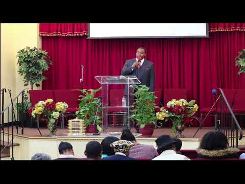 """""""Lord I'm Sinking and I Need You to Save Me"""" - Preached by Minister Brother Norman Nuton, Jr."""