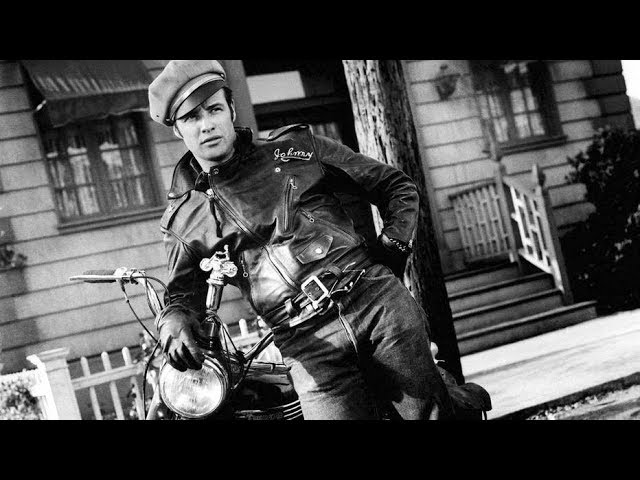 The Wild One 1953 Marlon Brando | мотоциклы Triumph