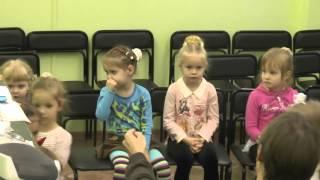 Открытый урок - малыши - хор