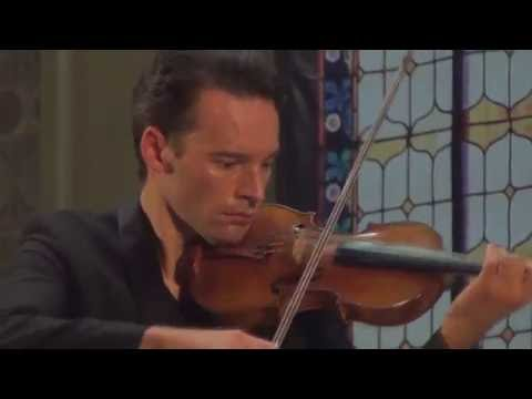 "L'inverno (""Winter"") from the Four Seasons by Antonio Vivaldi - Linus Roth, violin"