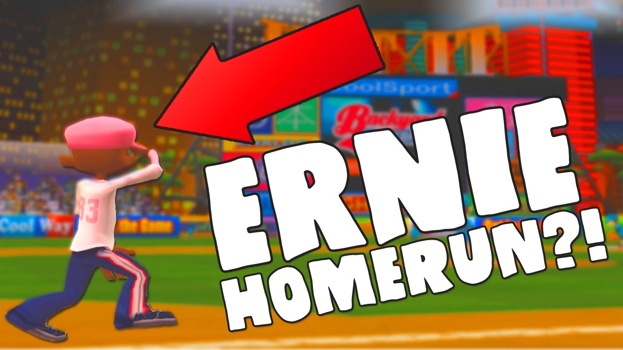 BACKYARD BASEBALL 2010⚾ | IS THIS THE HOMERUN DERBY?! (FUNNY MOMENTS)