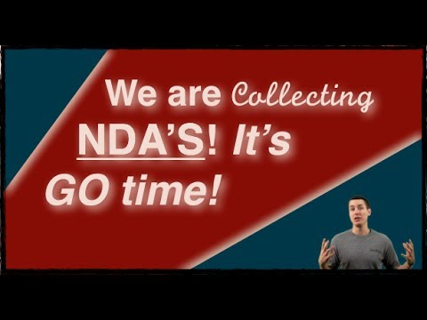 NDA's, Team Building, and Billion Dollar Companies - Oh My!