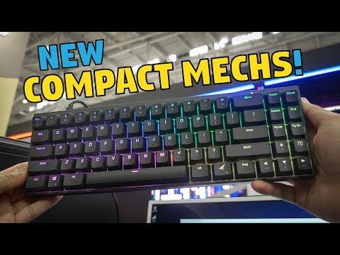 Upcoming Compact Mechanical Keyboards! - Durgod