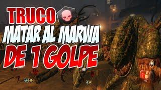 Truco para MATAR al Marwa de 1 Golpe | Tips & Trucos de Zombies