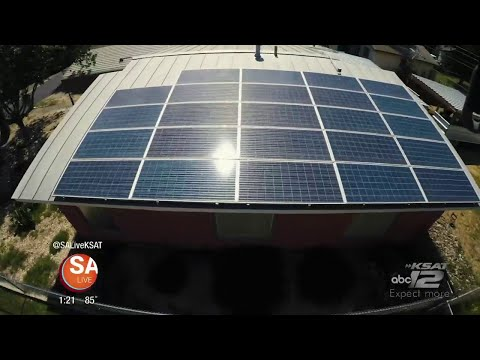 Cut your energy bill in HALF at South Texas Solar Systems! | SA Live | KSAT 12