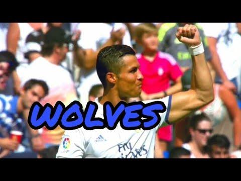 Cristiano Ronaldo - Wolves - Selena Gomez, Marshmello - Skills 2018