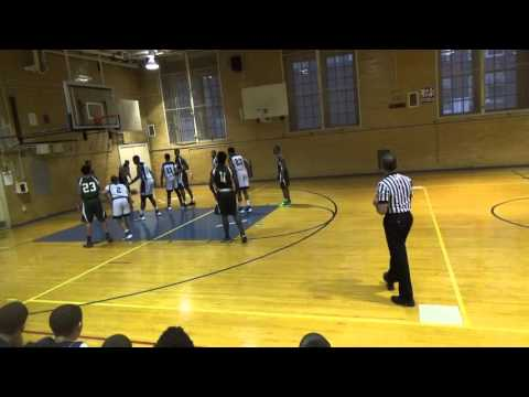 John Jay High School vs. Brooklyn High School for Law and Technology (Video 1)