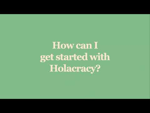 Holacracy at Unic - A newcomer's perspective - Josef Dabernig thumbnail