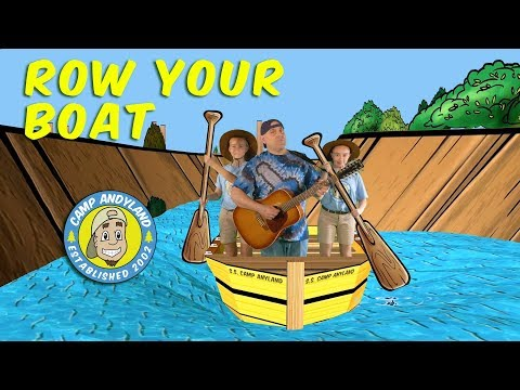 Andy Z - Row Your Boat (Official)