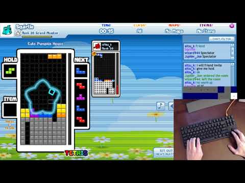Squirtle vs aitsu_k Tetris Tournament Online 5
