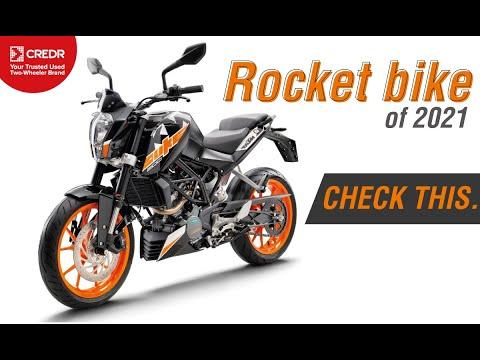The 2017 KTM Duke 200: Pocket Rocket!