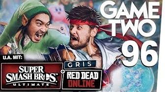 Super Smash Bros. Ultimate, Red Dead Online, Gris | Game Two #96