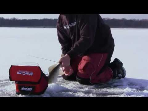 Near-Shore Ice Fishing Mille Lacs Lake - In-Depth Outdoors TV Season 6, Episode 7