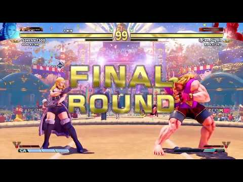 Street Fighter V  Back to the Office 5/24/2018