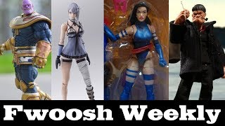 Weekly! Marvel Legends, Multiverse, Mezco, Oh My! Plus Star Wars, Dragon Ball, and more!