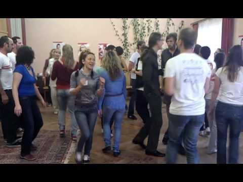 Видео: Тренинг для тренеров dance4life первый день, начало