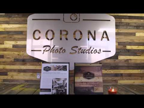 Take a Look Into Corona Photo Studios